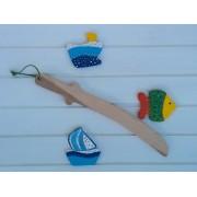 Drvena igračka -  drveni mač - Katana