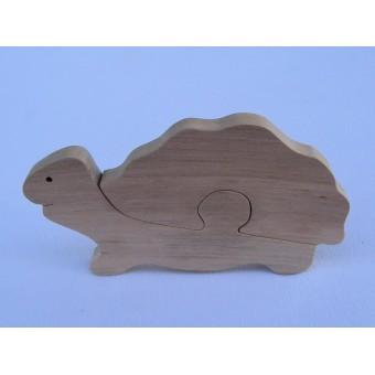 Drvene puzzle - Kornjača