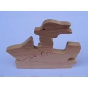 Drvene puzzle - Gliser