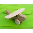 Drvena igračka - vozilo - Avion