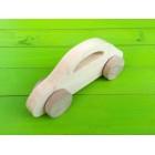 Drvena igračka - vozilo - Nova buba