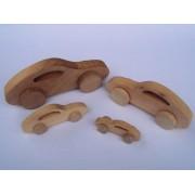 Drvena igračka - vozilo - Porsche