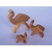 Drvena životinja - Noj