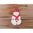 Božićni ukras - Snjegović