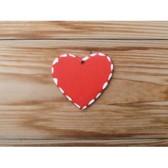 Božićni ukras - Srce