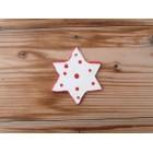 Božićni ukras - Zvijezda