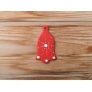Božićni ukras - Zvončić 2