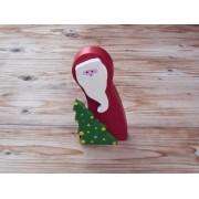 Božićni ukras - stojeći - Djed Mraz 1