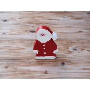 Božićni ukras - stojeći - Djed Mraz 2