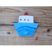 Drveni magnet - Brod 4