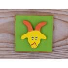 Drvena sličica - mala - Horoskop
