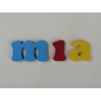 Drvena slova magneti - 3