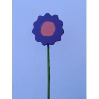Drveno cvijeće i ukrasi - Cvijet 1