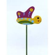 Drveno cvijeće i ukrasi - Leptir 2