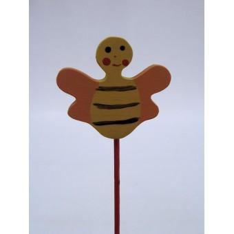 Drveno cvijeće i ukrasi - Pčelica