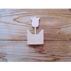 Drvena teglica - mala - Teglica 2