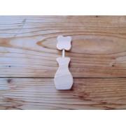 Drvena teglica - mala - Teglica 5