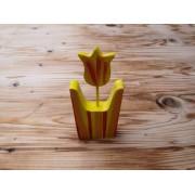 Drvena teglica - srednja - Teglica 5