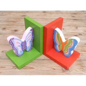 Držač za knjige - Leptir