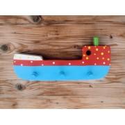 Drvena vješalica - velika - Brod 6