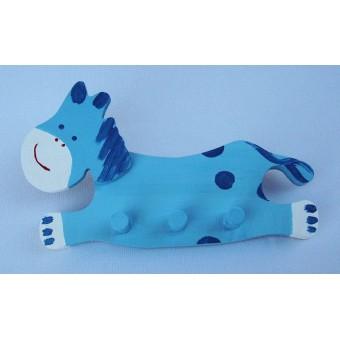 Drvena vješalica - velika - Konj 3