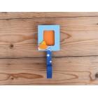 Drvena vješalica za zid